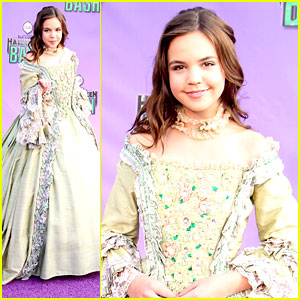 Bailee Madison: The Hub's Halloween Bash 2013
