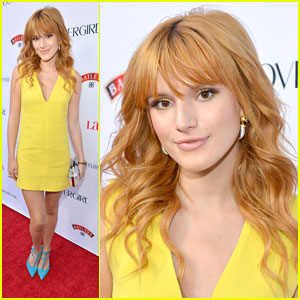 Bella Thorne: Latina Mag's 'Hollywood Hot List' Party