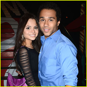 Corbin Bleu: DWTS Mixology Party with Sasha Clements