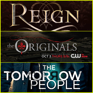 CW Orders More Episodes of 'The Originals,' 'The Tomorrow People'