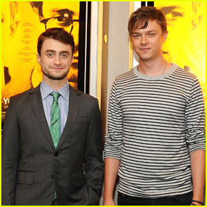 Daniel Radcliffe & Dane DeHaan: 'Kill Your Darlings' Academy Screening