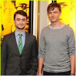 Daniel Radcliffe & Dane DeHaan: 'Kill Your Darlings' Academy Screening