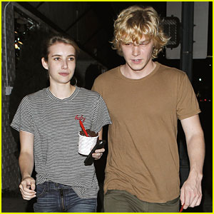 Emma Roberts & Evan Peters: 'American Horror Story: Coven' Teasers - Watch Now!