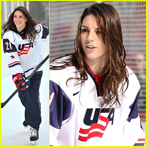 Hilary Knight: Sochi Winter Olympics Kick Off!