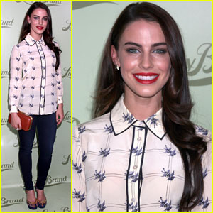 Jessica Lowndes: 'Lucky Brand' Flagship Store Opening