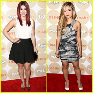 Jillian Rose Reed & Jessica Lu: People Mag's 'Ones to Watch' Party