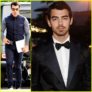 Joe Jonas: Wallis Annenberg Center Gala