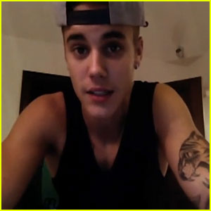 Justin Bieber Talks Life-Changing 'Pencils of Promise' Trip - Watch Now!