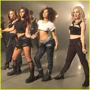 Little Mix: 'Move' Music Video - Watch Now!
