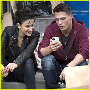 Colton Haynes: New 'Arrow' Tonight - See The Pics!