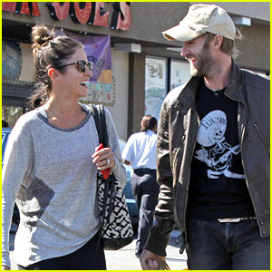 Nikki Reed & Paul McDonald: Happy Anniversary!