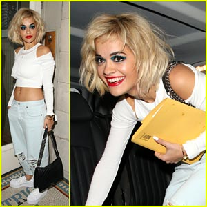 Rita Ora: Rimmel London Photo Shoot Pretty!