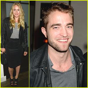 Robert Pattinson & Leven Rambin: 'Seduced & Abandoned' Screening