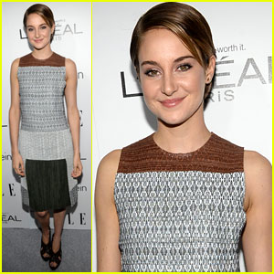Shailene Woodley: Elle's Women In Hollywood Celebration 2013