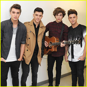 Union J Launch Debut Album at Carphone Warehouse!