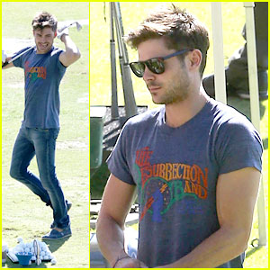 Zac Efron Celebrates Birt