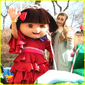 Ariana Grande: Macy's Thanksgiving Day Parade Performance - Watch Now!
