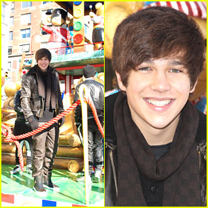 Austin Mahone: Macy's Thanksgiving Day Parade Performance!