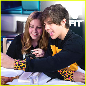 Austin Mahone: Dinner with Trukfit TrukNYC Contest Winner!