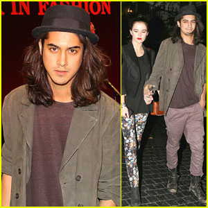 Avan Jogia & Zoey Deutch: Chateau Marmont After Book Launch Party