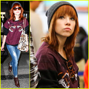 Carly Rae Jepsen: Birthday Trip to Paris!