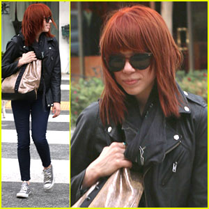 Carly Rae Jepsen: 'Push It' Tour Video with Justin Bieber!