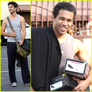 Corbin Bleu: 'Sugar' Trailer Debut - WATCH NOW!