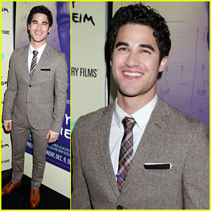 Darren Criss: 'Six By Sondheim' NYC Premiere