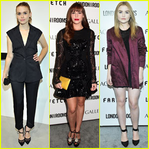 Holland Roden & Christa B. Allen: London Show Rooms Opening
