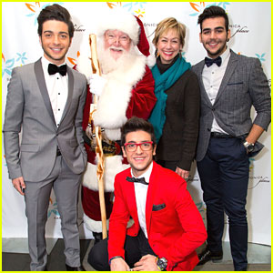 Il Volo: HGTV Holiday House Kick-Off