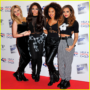 Little Mix: 'Capitol Rocks Concert' Cuties