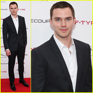 Nicholas Hoult Starring with Kristen Stewart in 'Equals'?