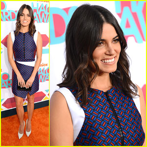 Nikki Reed - TeenNick HALO Awards 2013