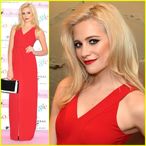 Pixie Lott: Amy Winehouse Foundation Ball 2013