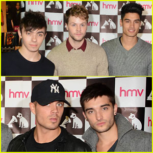 The Wanted: 'Word of Mouth' Dublin Signing