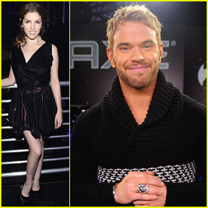 Anna Kendrick & Kellan Lutz: Z100 Jingle Bell 2013