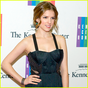 Anna Kendrick: Kennedy Center Gala Dinner