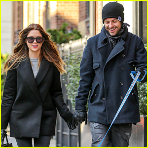 Ashley Benson & Ryan Good: Holding Hands Again in NYC!