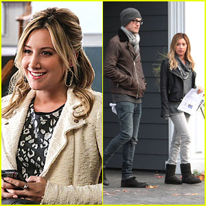 Ashley Tisdale: 'The Crazy Ones' Promo!