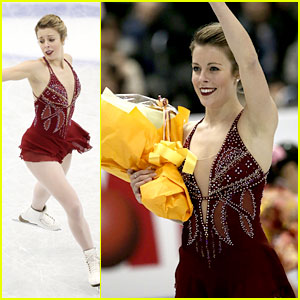 Ashley Wagner: Bronze at Grand Prix Finals in Japan!