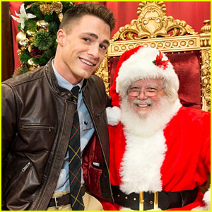 Colton Haynes: St. Jude Holiday Benefit 2013