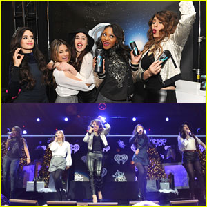Fifth Harmony: Z100 Jingle Ball 2013