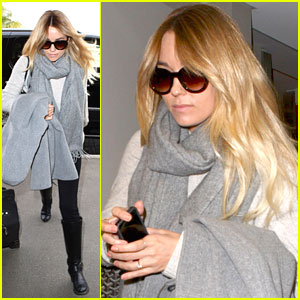 Lauren Conrad: Flight After Friendsgiving