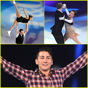Max Aaron, Adam Rippon & More: P&G Wal-Mart Tribute to American Legends of the Ice 2013