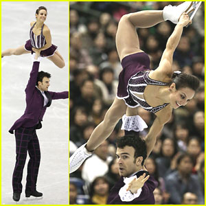 Meagan Duhamel & Eric Radford: Grand Prix Final 2013 in Japan