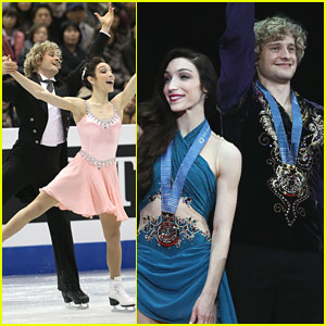 Meryl Davis & Charlie White Win Fifth Straight Grand Prix Final Title!