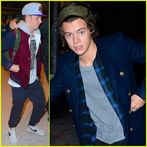 One Direction: Back in NYC for 'SNL' Gig!