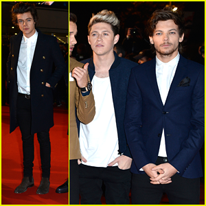 One Direction - NRJ Awards 2013 Red Carpet