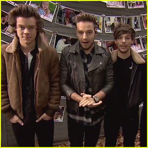 One Direction Thank Fans for 'Midnight Memories' Success