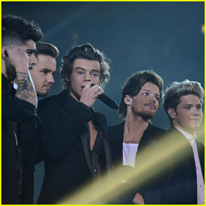 One Direction: 'Story Of My Live' on 'X Factor' - Watch Now!